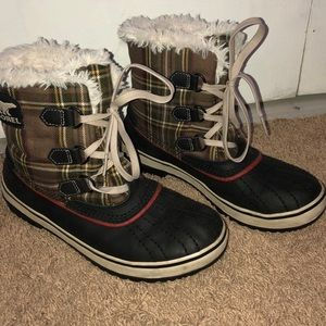 Sorry Duck Boots Sz 8